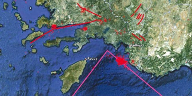 Üşümezsoy'dan Deprem Açıklaması