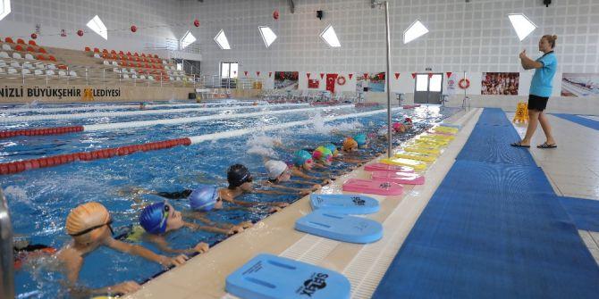 Yaz Spor Okulları'na Rekor Katılım