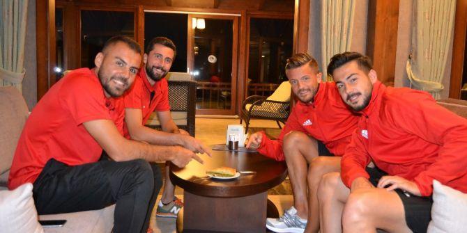 Gazişehir Fk'ya Baklava Dopingi