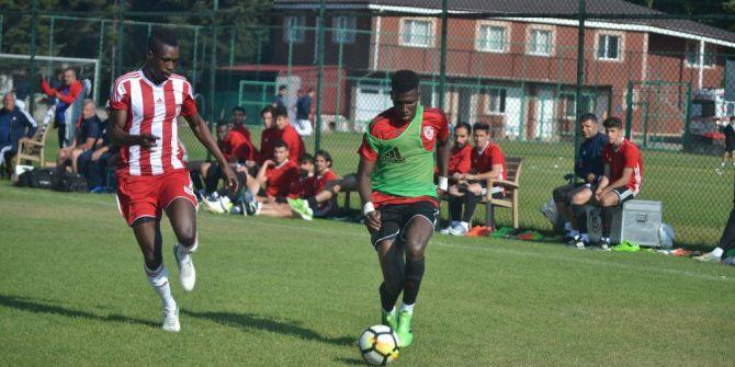 Gaziantep Futbol Kulübü İkinci Hazırlık Maçında Berabere Kaldı