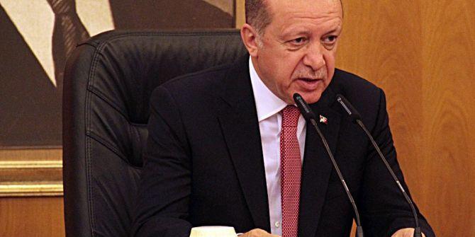 """Cumhurbaşkanı Erdoğan: """"Kudüs'teki Harem-i Şerif, Sadece Filistinlilerin Değil 1,7 Milyarlık İslam Aleminin Onurudur"""""""