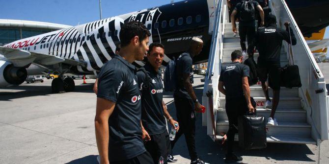 Beşiktaş, İspanya'ya Gitti