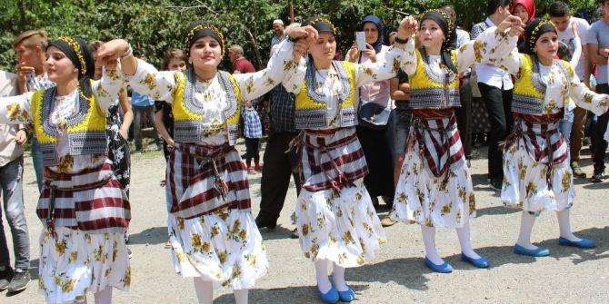 Giresun'da Kuşdili Festivali