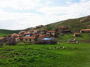 Çorum Sungurlu Yirce Köyü