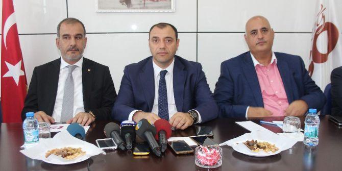 Dubaili Holding, Elazığ'da Yatırım İçin Değerlendirmelerde Bulunacak