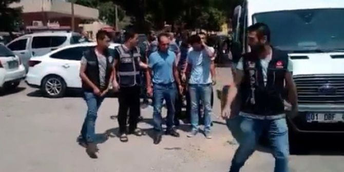 Adana'da Uyuşturucu Ticaretinden 8 Kişi Tutuklandı
