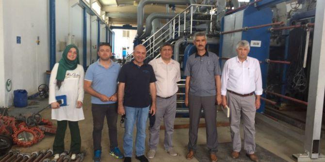 Belediye Başkanı Mehmed Ali Saraoğlu'ndan Teknik İnceleme Gezisi