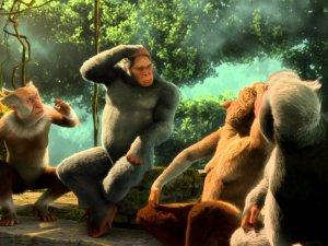 Maymun Prens Fragmanı Türkçe Dublaj