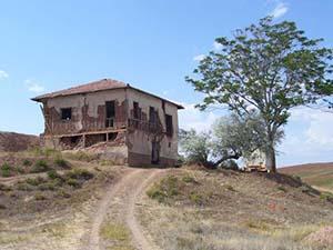 Çorum Sungurlu Dertli Köyü
