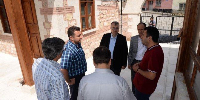 """Milletvekili Eldemir; """"Yeni Hal Camii'nin ihalesi 12 Eylül'de yapılacak"""""""