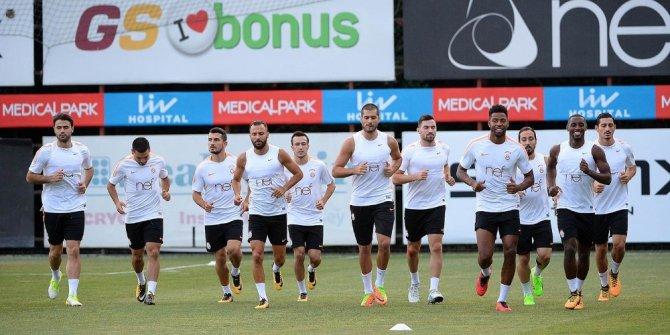 Galatasaray, Osmanlıspor maçı hazırlıklarına başladı