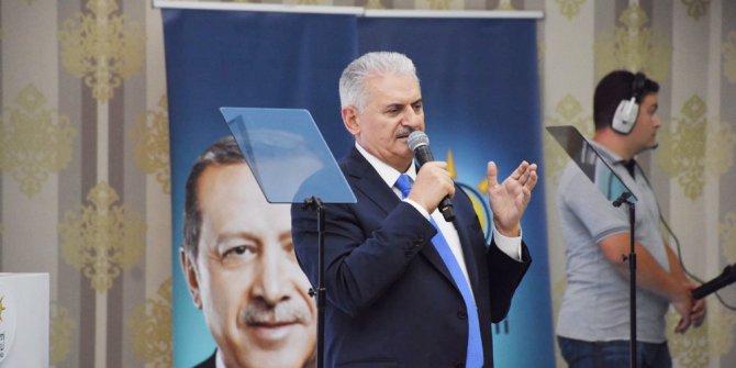Başbakan Yıldırım AK Parti Danışma Meclisinde konuştu