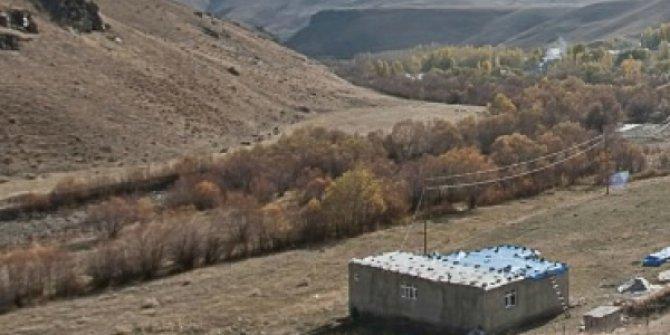Ağrı Tutak Yukarıözdek Köyü