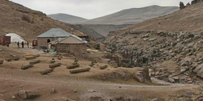 Ağrı Tutak Yenikent Köyü