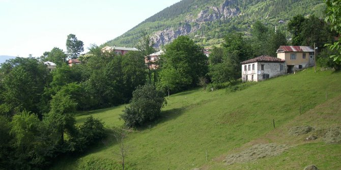 Artvin Ardanuç Akarsu Köyü