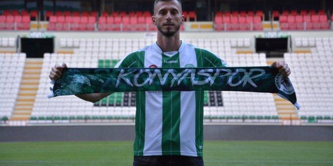 Atiker Konyaspor, Hırvat stoperle 3 yıllık sözleşme imzaladı