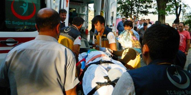 Ardahan'da trafik kazası: 5 yaralı