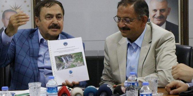 """Orman ve Su İşleri Bakanı Veysel Eroğlu: """"Vahşi sulama yapan çiftçilere su vermeyeceğiz"""""""
