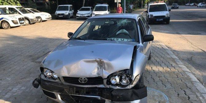 Sakarya'da trafik kazası: 6 yaralı