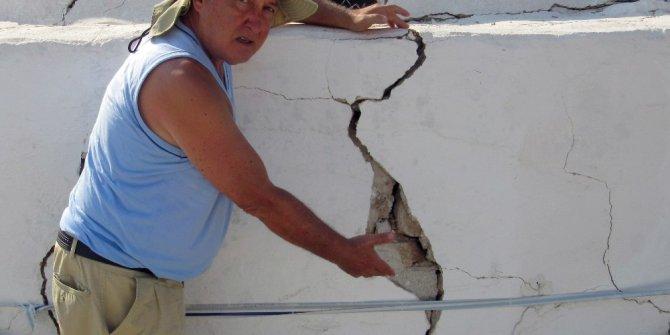 Bodrum'u rahatlatacak deprem açıklaması geldi