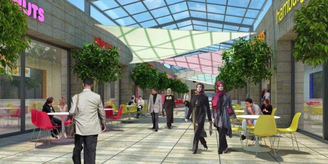 Bitlis'te yapılan AVM için revizyon projesi uygulanacak
