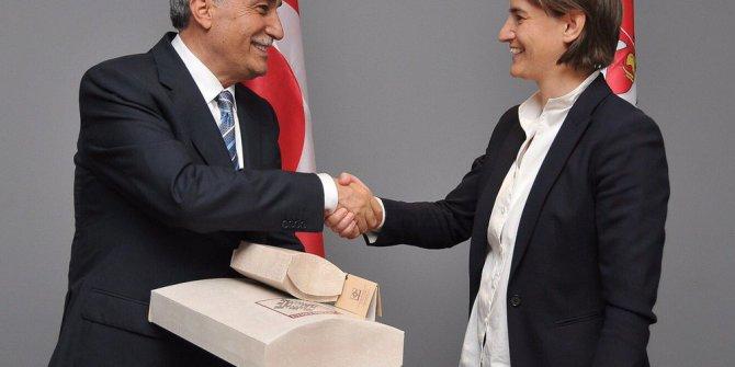 Bakan Fakıbaba, Sırbistan Başbakanı Brnabic ile görüştü
