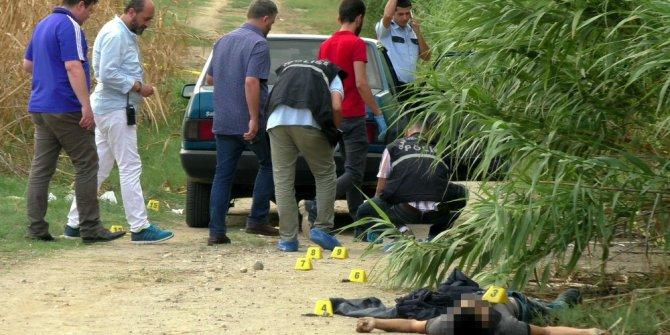 İki kardeş boş arazide ölü bulundu