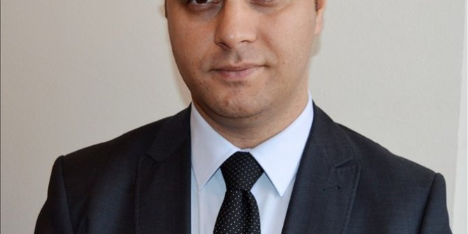 AK Parti Artuklu İlçe Başkanı Sekizkardeş istifa etti