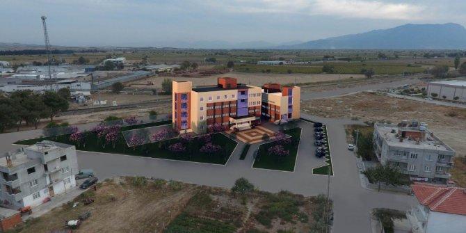 Saruhanlı'ya yeni yüksek okul binası