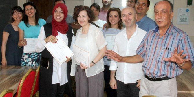 Fildişi Sahili'nden Afganistan'a kadar dünyanın dört bir yanından geldiler, Türkçe öğrendiler