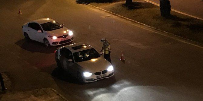 Akçakoca'da trafik ekiplerinden sıkı denetim