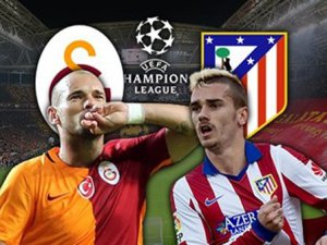 Atletico Madrid Galatasaray Maçını Şifresiz Verecek Kanallar Listesi