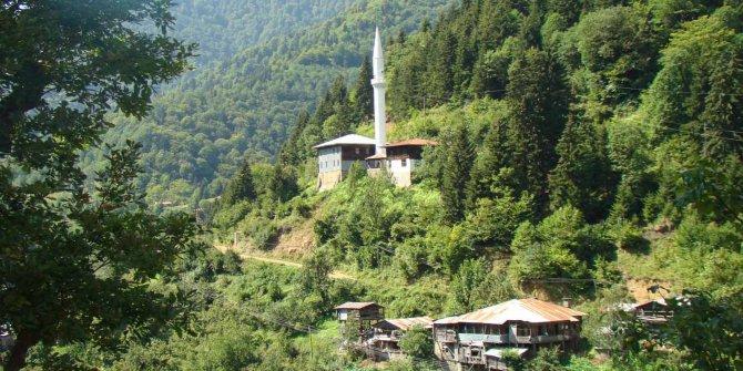 Artvin Borçka Adagül Köyü