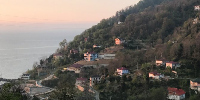 Artvin Hopa Esenkıyı Köyü