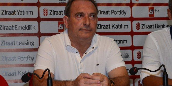Balıkesirspor Baltok - Kars 36 Spor maçının ardından