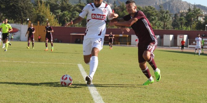 TFF 2. Lig: Hatayspor: 3 - Tokatspor: 0