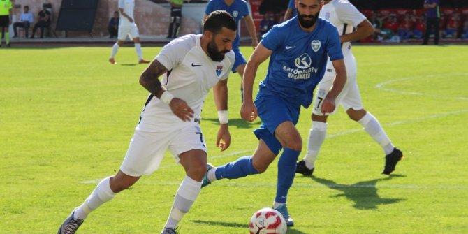 TFF 3. Lig: Elaziz Belediyespor: 1 - Sultanbeyli Belediyespor: 0