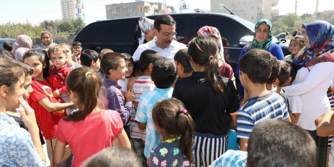 Başkan Atilla halkla istişarelerini sürdürüyor