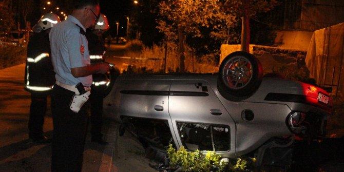 Niğde'de aynı anda iki ayrı kaza: 4 yaralı