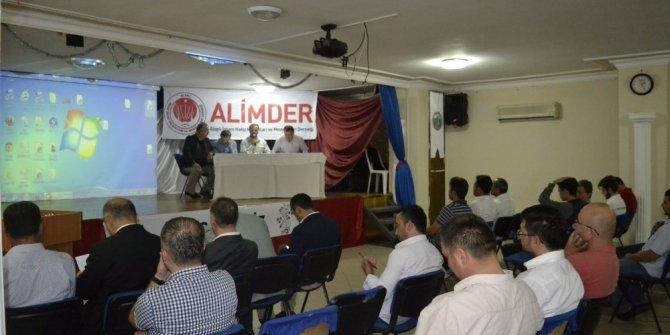 ALİMDER, 3. olağan genel kurulunu gerçekleştirdi