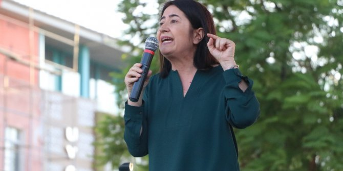 HDP'den Adana'da 'Adalet, Vicdan ve Demokrasi' mitingi