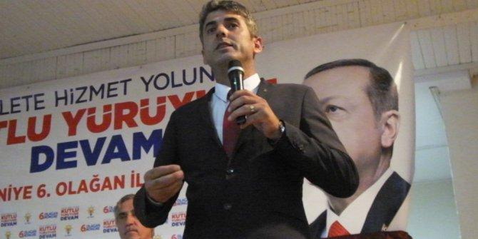 Burhaniye AK Parti'de Onur Bedir güven tazeledi
