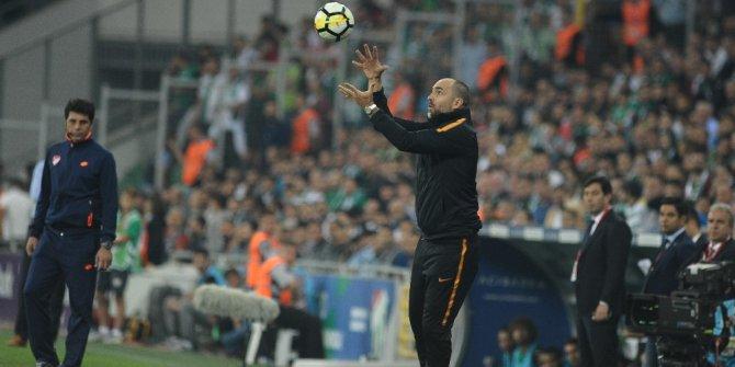 Süper Lig: Bursaspor: 1 - Galatasaray: 2 (Maç sonucu)