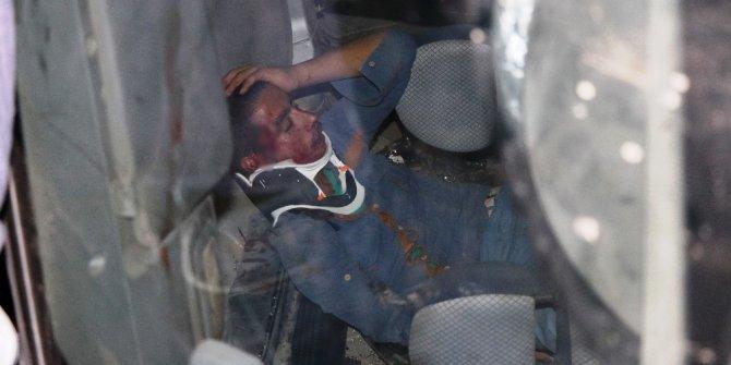 Malatya'da kaza: 4 yaralı