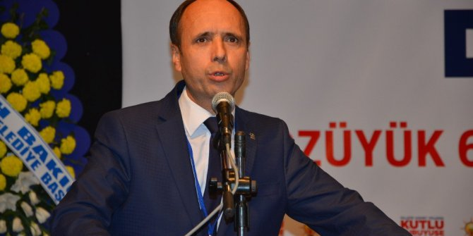 Bozüyük AK Parti İlçe Teşkilatı 6. Olağan Kongresini yaptı