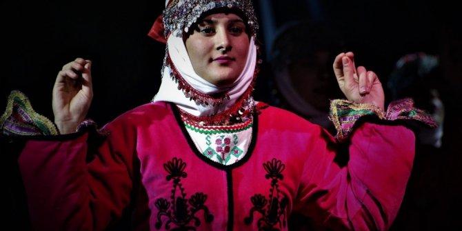 Türkiye 13. Halk Oyunları Şenliğinin şampiyonu Malatya