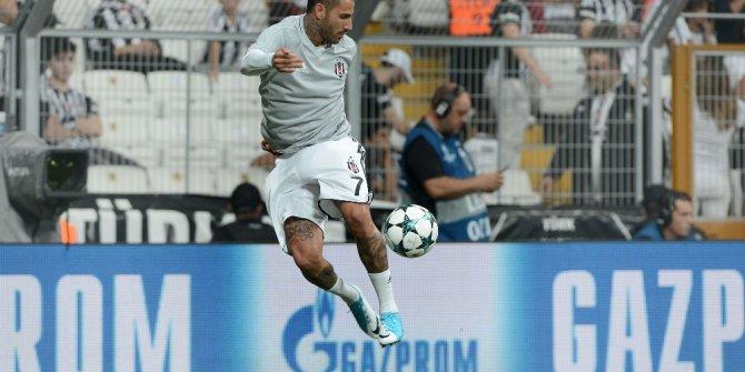 Beşiktaş'ta ilk 11 değişmedi