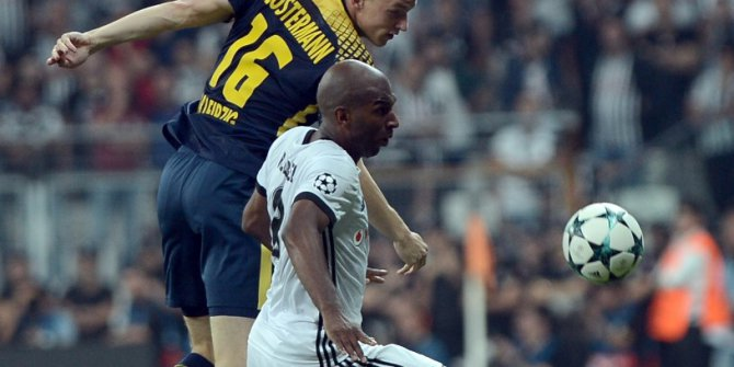 UEFA Şampiyonlar Ligi: Beşiktaş: 2 - RB Leibzig: 0 (Maç sonucu)