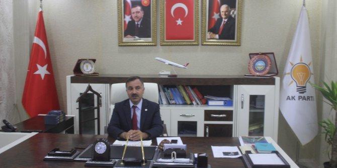 AK Parti Ağrı il yönetim kurulu üyeleri belirlendi