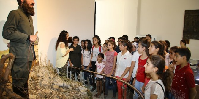Bilim Müzesi'ne ziyaretçi akını